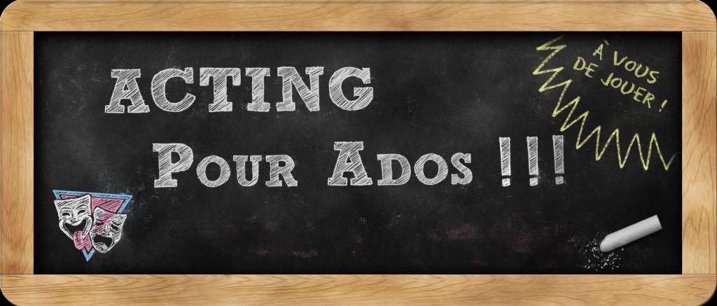 ACTING POUR ADOS_methodactingcenter