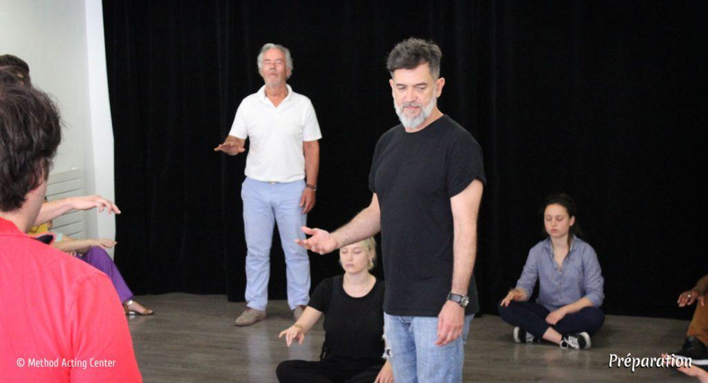 La formation Acting